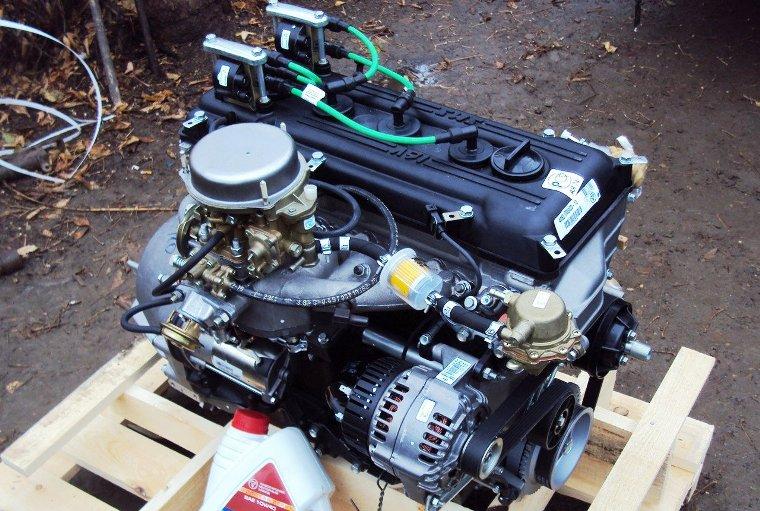 двигатель уаз-452 змз